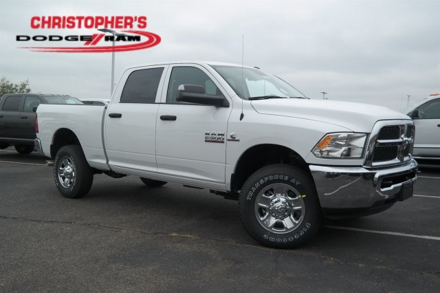 2018 Ram 2500 Crew Cab 4x4,  Pickup #18951 - photo 3