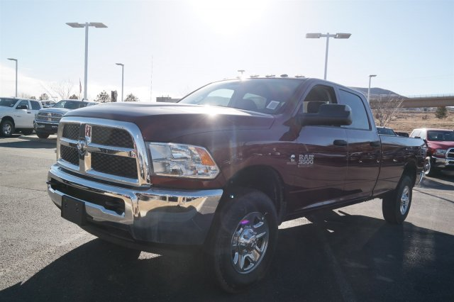 2018 Ram 3500 Crew Cab 4x4,  Pickup #18999 - photo 1