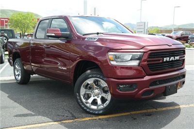 2019 Ram 1500 Quad Cab 4x4,  Pickup #19013 - photo 1