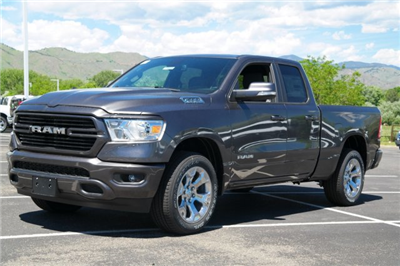 2019 Ram 1500 Quad Cab 4x4,  Pickup #19025 - photo 1