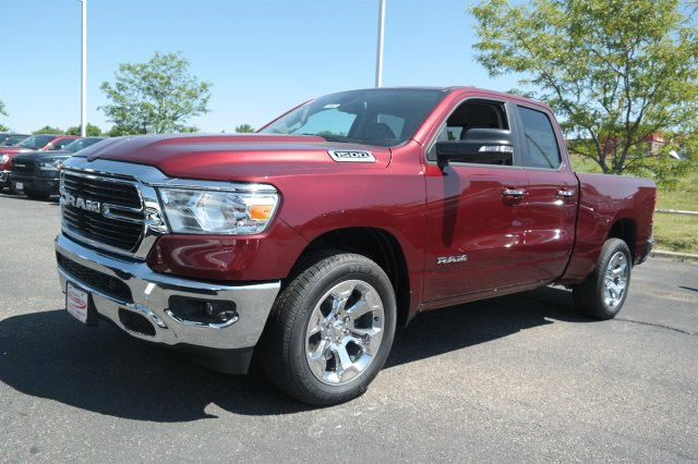 2019 Ram 1500 Quad Cab 4x4,  Pickup #19047 - photo 1