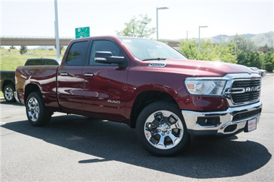 2019 Ram 1500 Quad Cab 4x4,  Pickup #19047 - photo 3