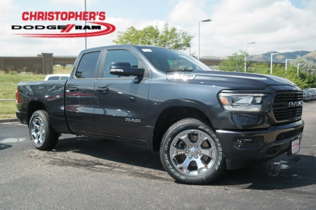 2019 Ram 1500 Quad Cab 4x4,  Pickup #19074 - photo 3