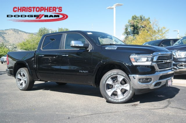 2019 Ram 1500 Crew Cab 4x4,  Pickup #19125 - photo 3