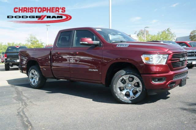 2019 Ram 1500 Quad Cab 4x4,  Pickup #19140 - photo 3
