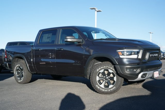 2019 Ram 1500 Crew Cab 4x4,  Pickup #19153 - photo 3
