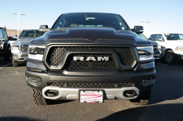 2019 Ram 1500 Crew Cab 4x4,  Pickup #19153 - photo 4