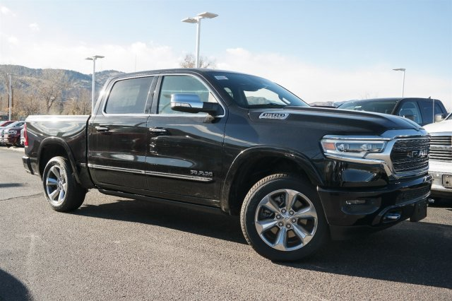 2019 Ram 1500 Crew Cab 4x4,  Pickup #19169 - photo 3