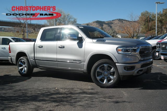 2019 Ram 1500 Crew Cab 4x4,  Pickup #19179 - photo 3