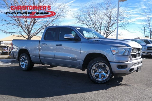 2019 Ram 1500 Quad Cab 4x4,  Pickup #19183 - photo 3