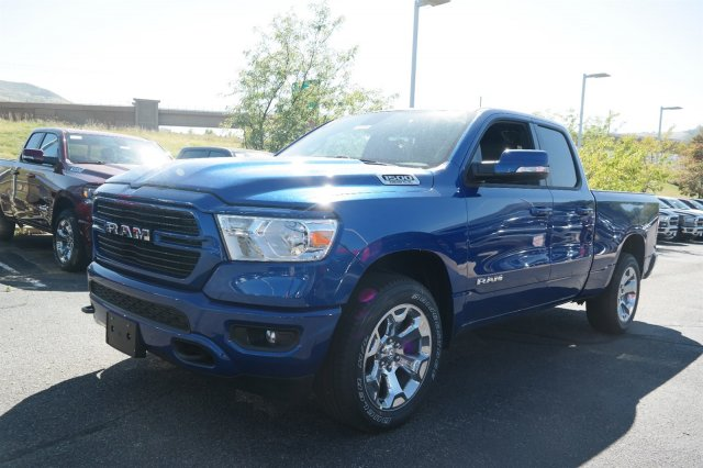 2019 Ram 1500 Quad Cab 4x4,  Pickup #19184 - photo 1