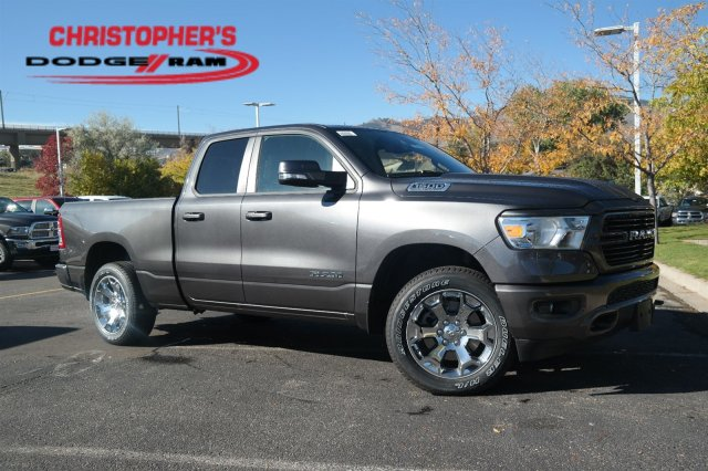 2019 Ram 1500 Quad Cab 4x4,  Pickup #19185 - photo 3