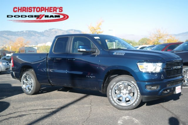 2019 Ram 1500 Quad Cab 4x4,  Pickup #19210 - photo 3