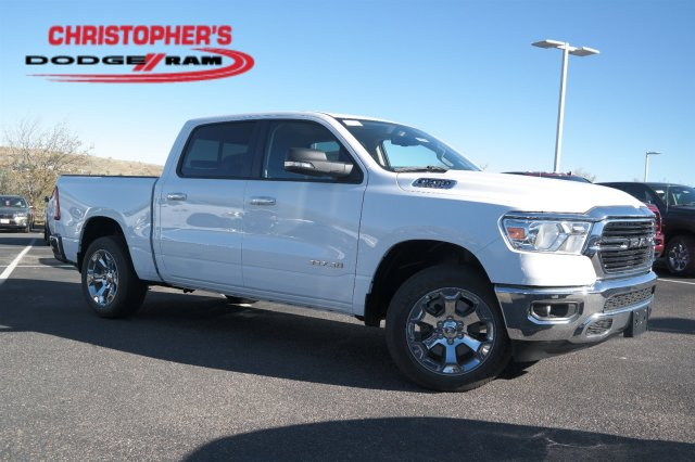 2019 Ram 1500 Crew Cab 4x4,  Pickup #19212 - photo 3
