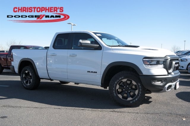 2019 Ram 1500 Quad Cab 4x4,  Pickup #19216 - photo 3