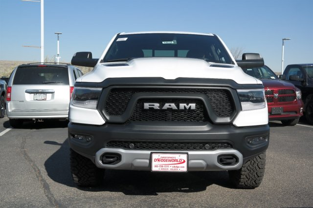 2019 Ram 1500 Quad Cab 4x4,  Pickup #19216 - photo 4