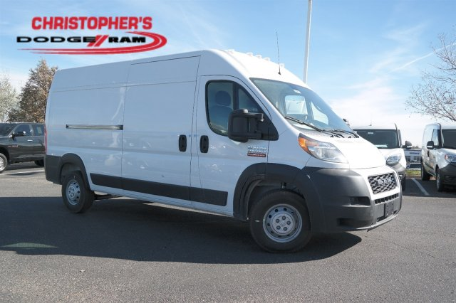 2019 ProMaster 2500 High Roof FWD,  Upfitted Cargo Van #19245 - photo 3