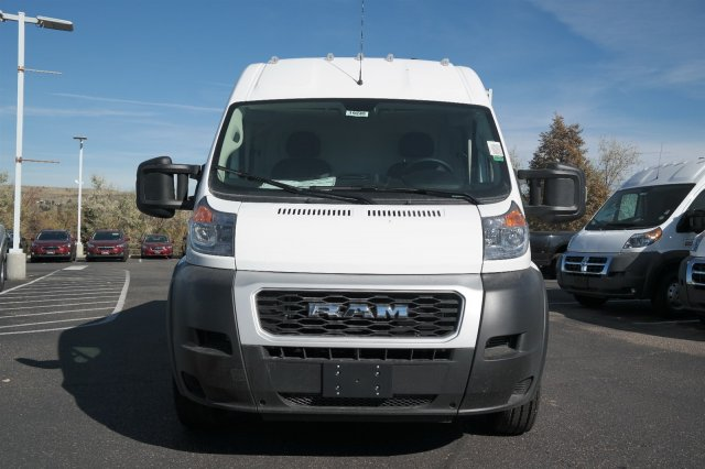 2019 ProMaster 2500 High Roof FWD,  Upfitted Cargo Van #19245 - photo 4