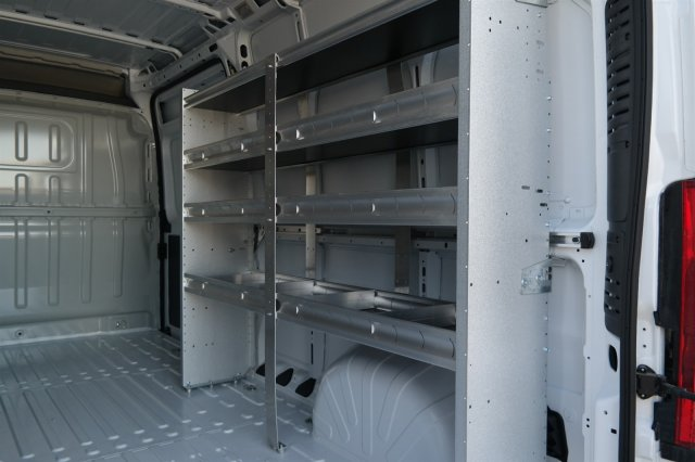 2019 ProMaster 2500 High Roof FWD,  Upfitted Cargo Van #19245 - photo 9