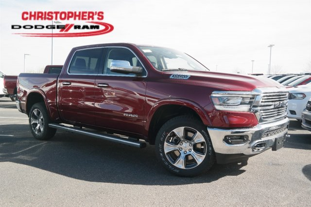 2019 Ram 1500 Crew Cab 4x4,  Pickup #19256 - photo 3