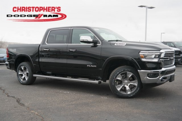 2019 Ram 1500 Crew Cab 4x4,  Pickup #19338 - photo 3