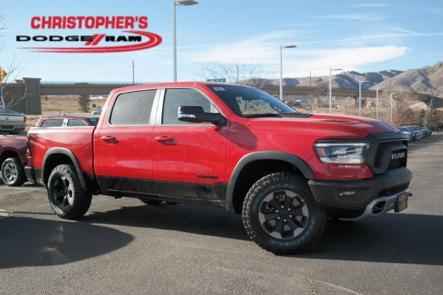 2019 Ram 1500 Crew Cab 4x4,  Pickup #19354 - photo 3