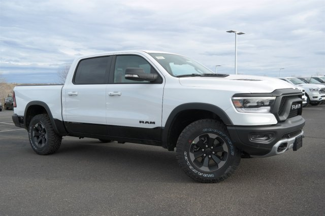 2019 Ram 1500 Crew Cab 4x4,  Pickup #19384 - photo 3