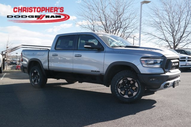 2019 Ram 1500 Crew Cab 4x4,  Pickup #19385 - photo 3