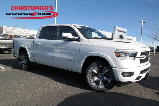 2019 Ram 1500 Crew Cab 4x4,  Pickup #19396 - photo 3