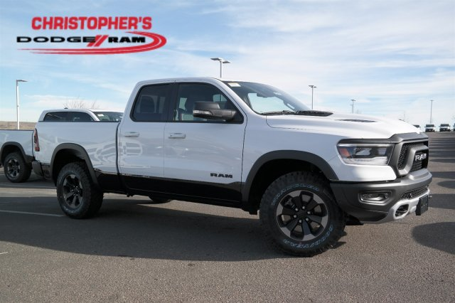 2019 Ram 1500 Quad Cab 4x4,  Pickup #19399 - photo 3