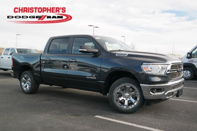 2019 Ram 1500 Crew Cab 4x4,  Pickup #19417 - photo 3