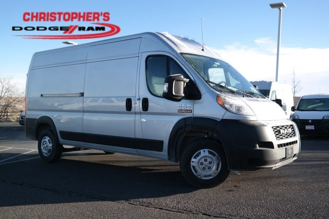 2019 ProMaster 2500 High Roof FWD,  Empty Cargo Van #19421 - photo 3