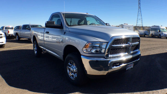 2017 Ram 3500 Regular Cab 4x4 Pickup #R1011 - photo 3