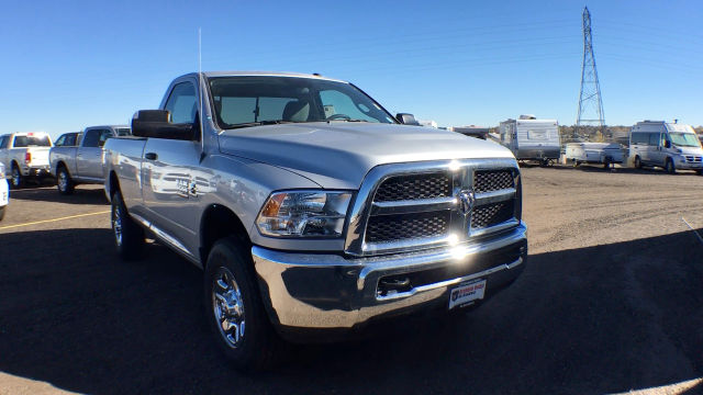 2017 Ram 3500 Regular Cab 4x4, Pickup #R1011 - photo 9