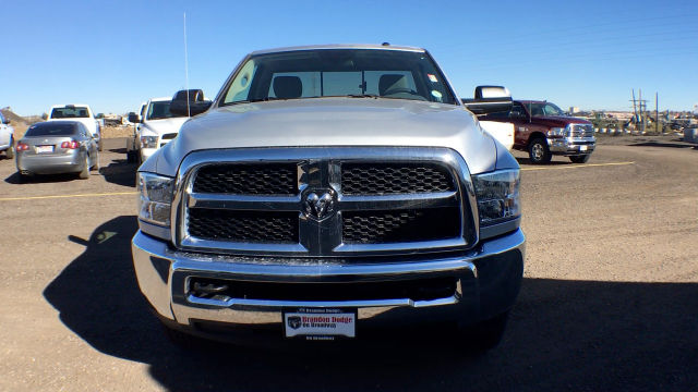 2017 Ram 3500 Regular Cab 4x4, Pickup #R1011 - photo 3