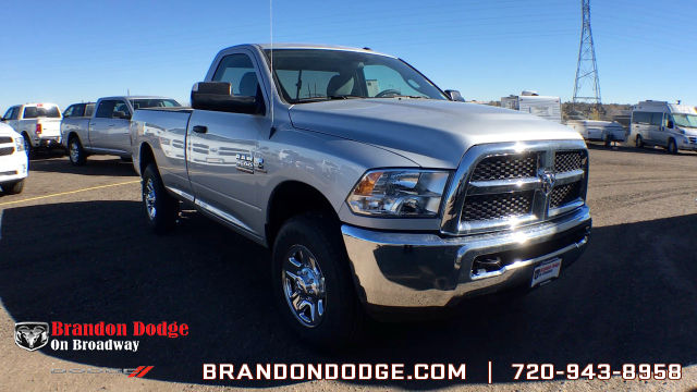 2017 Ram 3500 Regular Cab 4x4 Pickup #R1011 - photo 1
