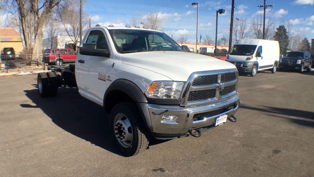2017 Ram 5500 Regular Cab DRW 4x4, Cab Chassis #R1199 - photo 3