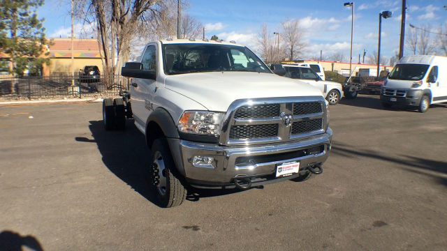 2017 Ram 5500 Regular Cab DRW 4x4, Cab Chassis #R1199 - photo 4