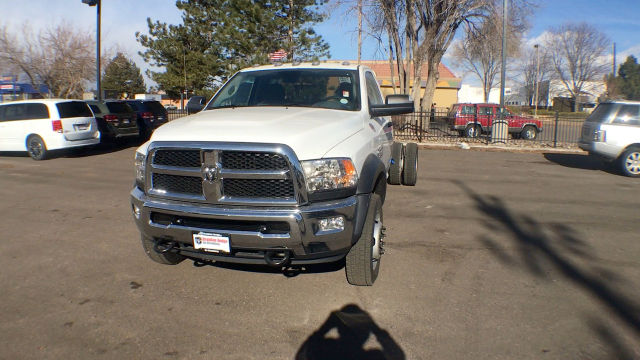 2017 Ram 5500 Regular Cab DRW 4x4, Cab Chassis #R1199 - photo 7
