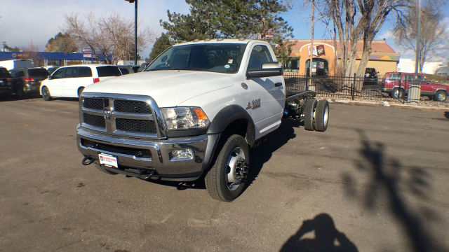 2017 Ram 5500 Regular Cab DRW 4x4, Cab Chassis #R1199 - photo 8