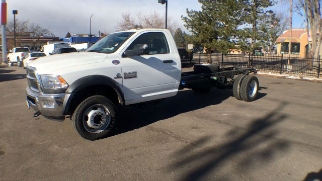 2017 Ram 5500 Regular Cab DRW 4x4, Cab Chassis #R1199 - photo 10