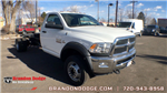 2017 Ram 5500 Regular Cab DRW 4x4, Cab Chassis #R1199 - photo 1