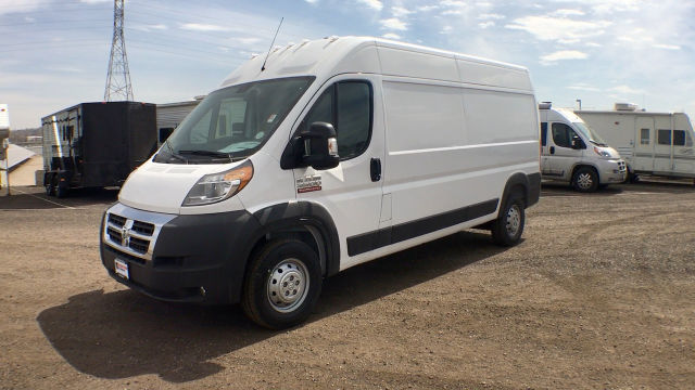 2017 ProMaster 3500 High Roof, Cargo Van #R1300 - photo 4