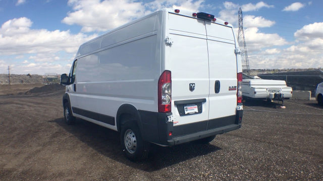 2017 ProMaster 2500 High Roof, Cargo Van #R1340 - photo 7