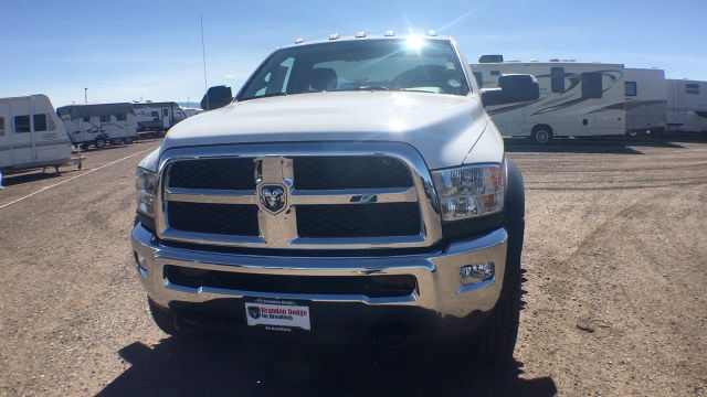 2017 Ram 5500 Regular Cab DRW 4x4, Cab Chassis #R1429 - photo 3