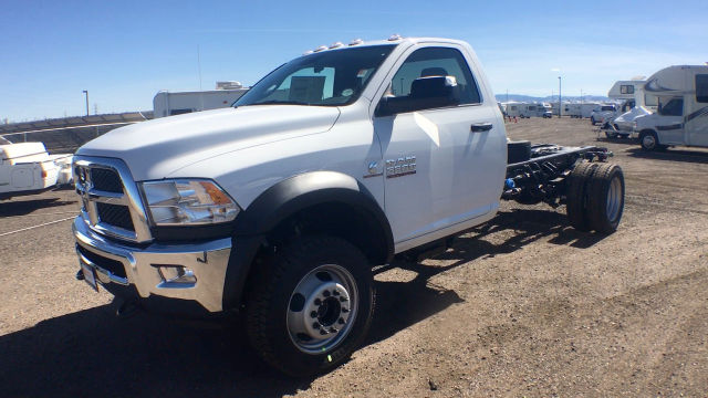 2017 Ram 5500 Regular Cab DRW 4x4, Cab Chassis #R1429 - photo 4