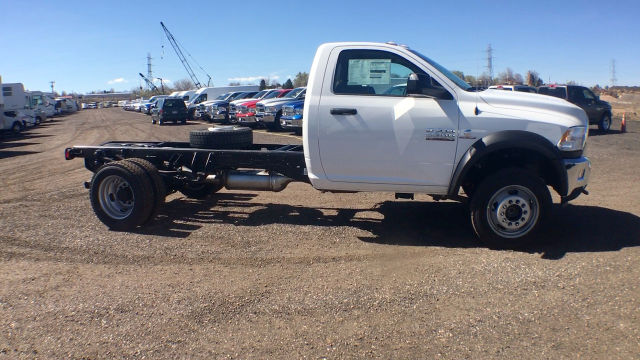 2017 Ram 5500 Regular Cab DRW 4x4, Cab Chassis #R1429 - photo 8