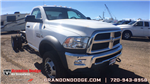 2017 Ram 5500 Regular Cab DRW 4x4, Cab Chassis #R1429 - photo 1