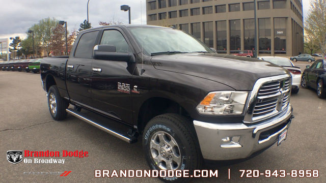 2017 Ram 2500 Crew Cab 4x4 Pickup #R1480 - photo 1