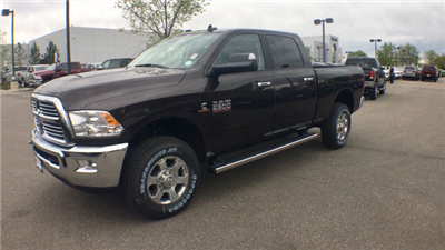 2017 Ram 2500 Crew Cab 4x4 Pickup #R1480 - photo 4